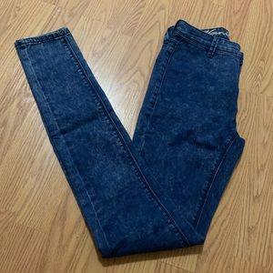 NWOT Vanilla Star blue skinny jeans